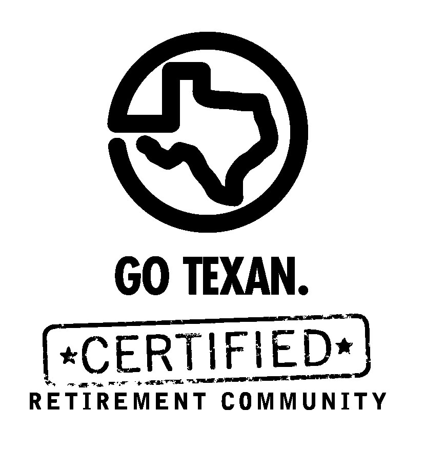 Nacogdoches is a Go Texan Certified Retirement Community.