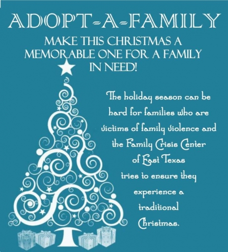 Adopt A Family For Christmas.Adopt A Family This Christmas Nacogdoches County Chamber